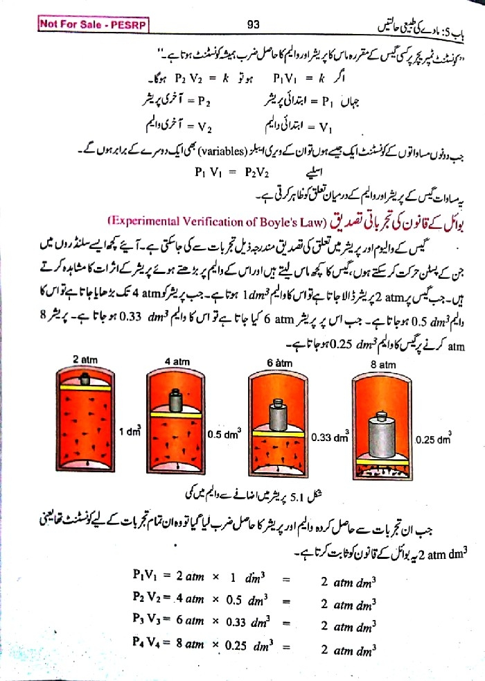 Chemistry 9th Class Textbook Urdu Medium - PDF Hive