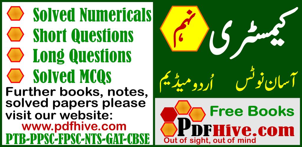 math 9 notes urdu medium