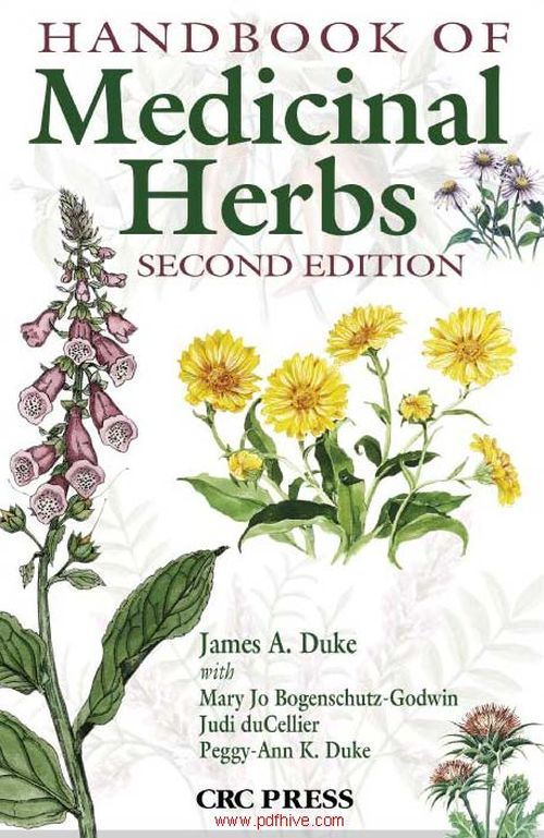 Handbook of Medicinal Herbs by James A. Duke, herpes zoster, herbs de provence. herbs as medicine, herbs shop, herbs and rye