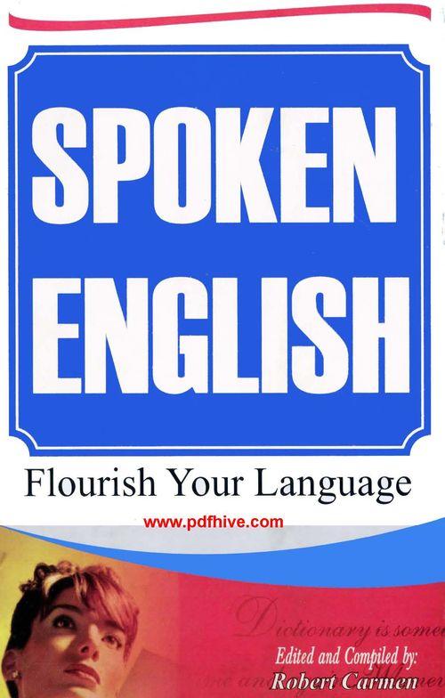 Spoken English- Flourish Your Language ( PDFhive.com )