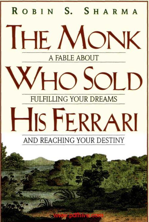 a monk who sold his ferrari pdf free download