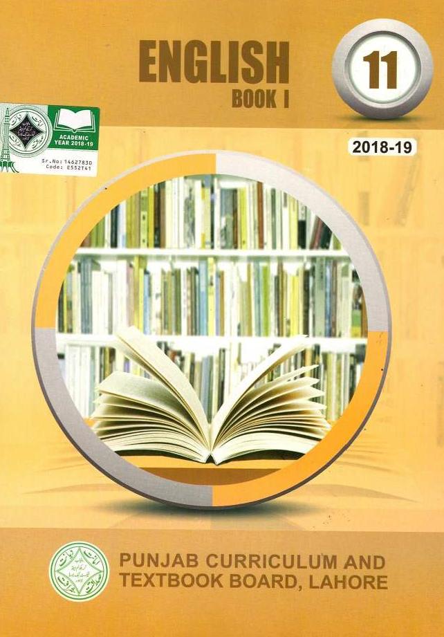 Class 11 All Punjab Textbooks Free PDF Downloads - PDF Hive