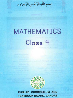 Class 4 All Punjab Textbooks Free PDF Downloads - PDF Hive
