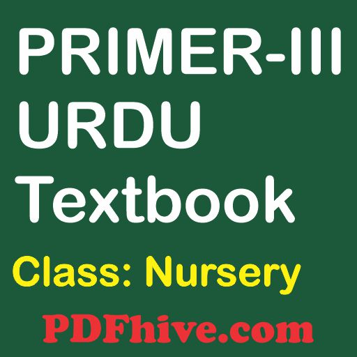 Class Nursery All Punjab Textbooks Free PDF Downloads - PDF Hive