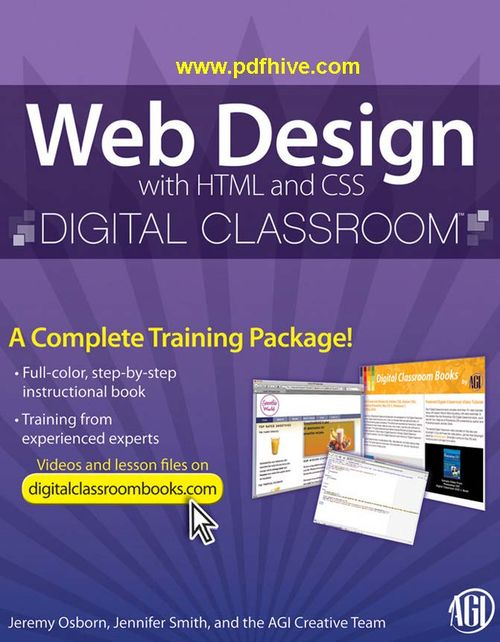 Web Design With Html And Css Digital Classroom Pdfhive Com Pdf Hive