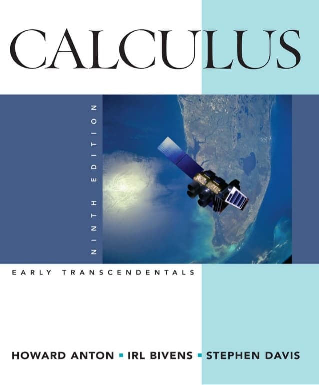 Calculus With Applications Ninth Edition Solution Manual