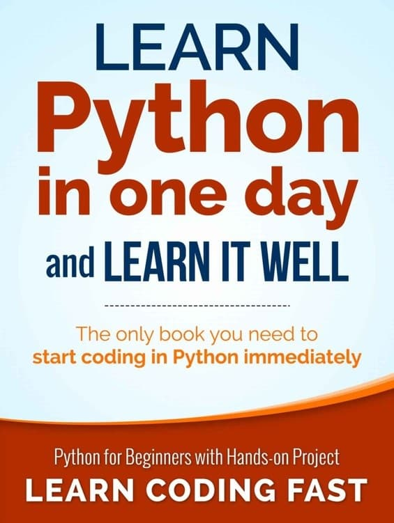Learn Python in One Day and Learn It Well PDF by Jamie Chan, learn python in one day, learn python in one day pdf, python in one day, python programming