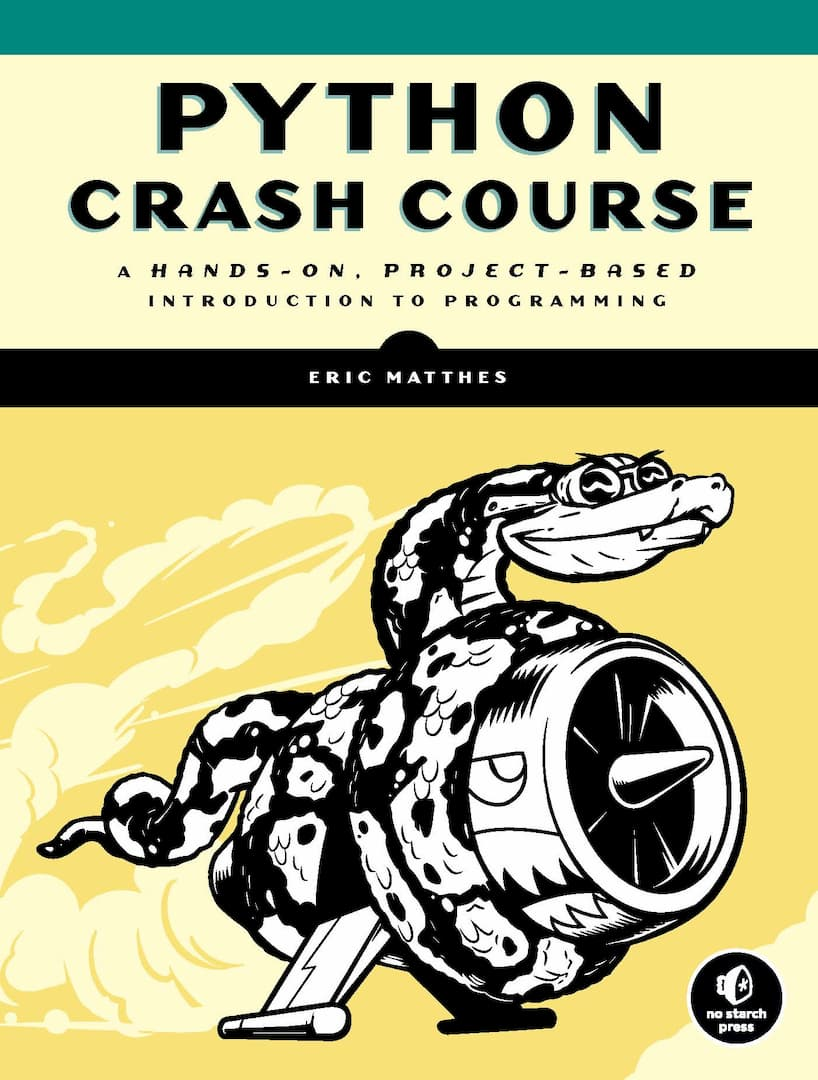 Python Crash Course by Eric Matthes Free PDF, data structures in python pdf, learn python in one day, no starch press, problem solving with algorithms and data structures using python pdf, python crash course 2nd edition pdf download, python crash course 2nd edition pdf download free, python crash course eric matthes pdf free download, python data structures and algorithms benjamin baka pdf, python data structures pdf, Python Free PDF Books, python in one day, python programming