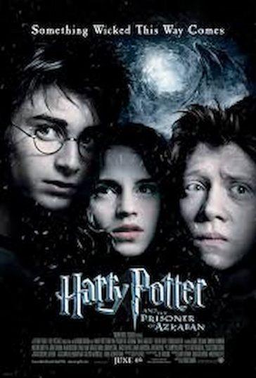 : Harry Pottter, Azkaban, Sirius Black, J.K Rowling