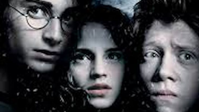 : Harry Pottter, Azkaban, Sirius Black, J.K Rowling