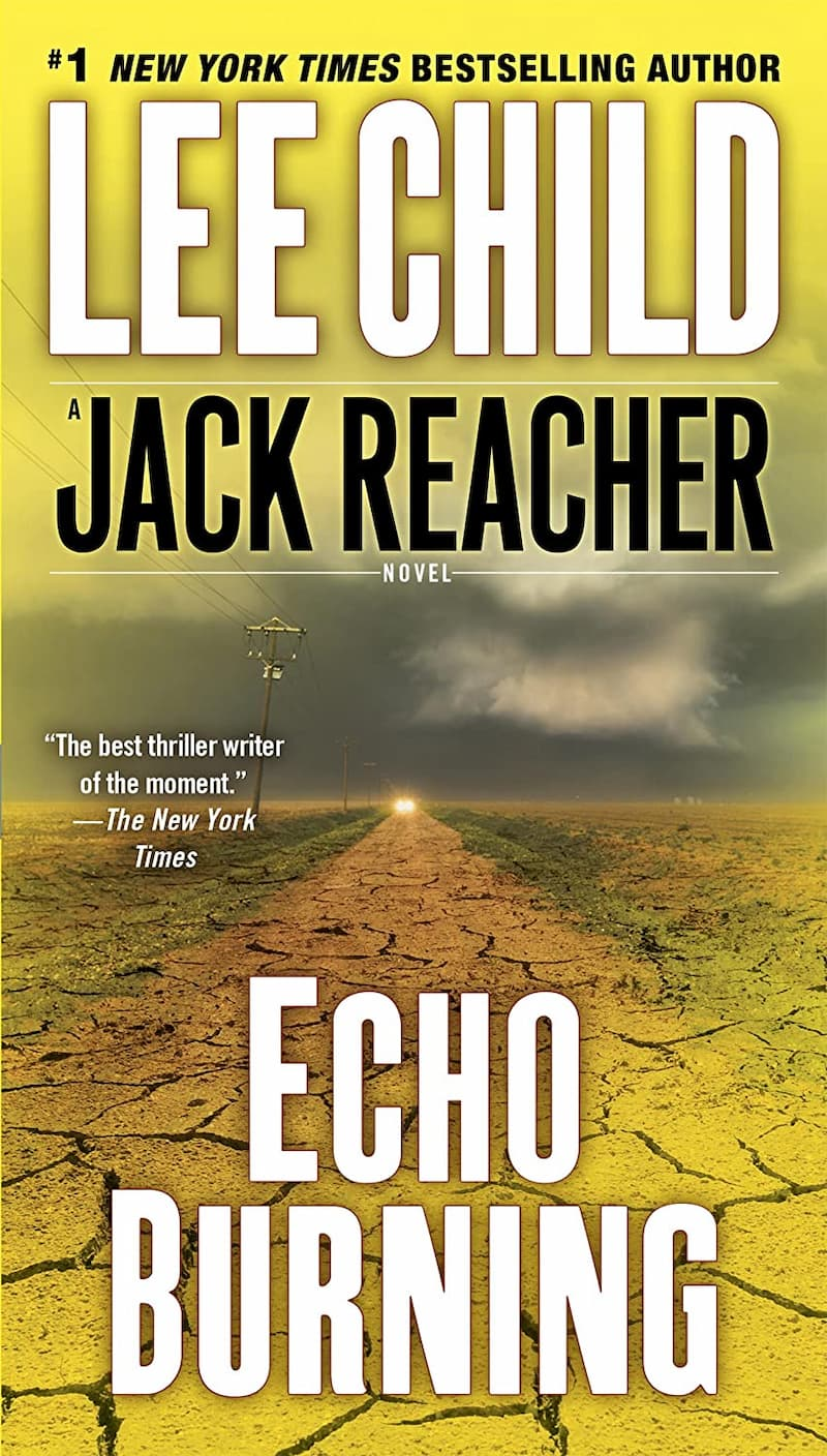 Echo Burning (Jack Reacher #5)