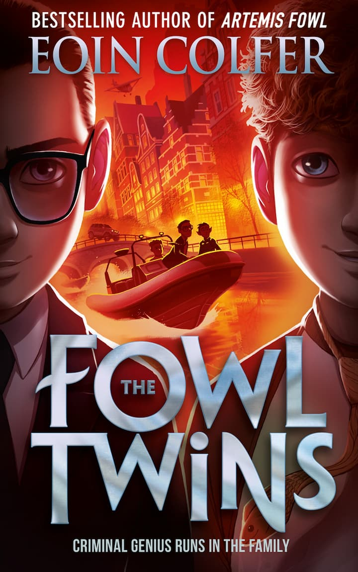 Artemis Fowl Books in Order The Fowl Twins by Eoin Colfer 5