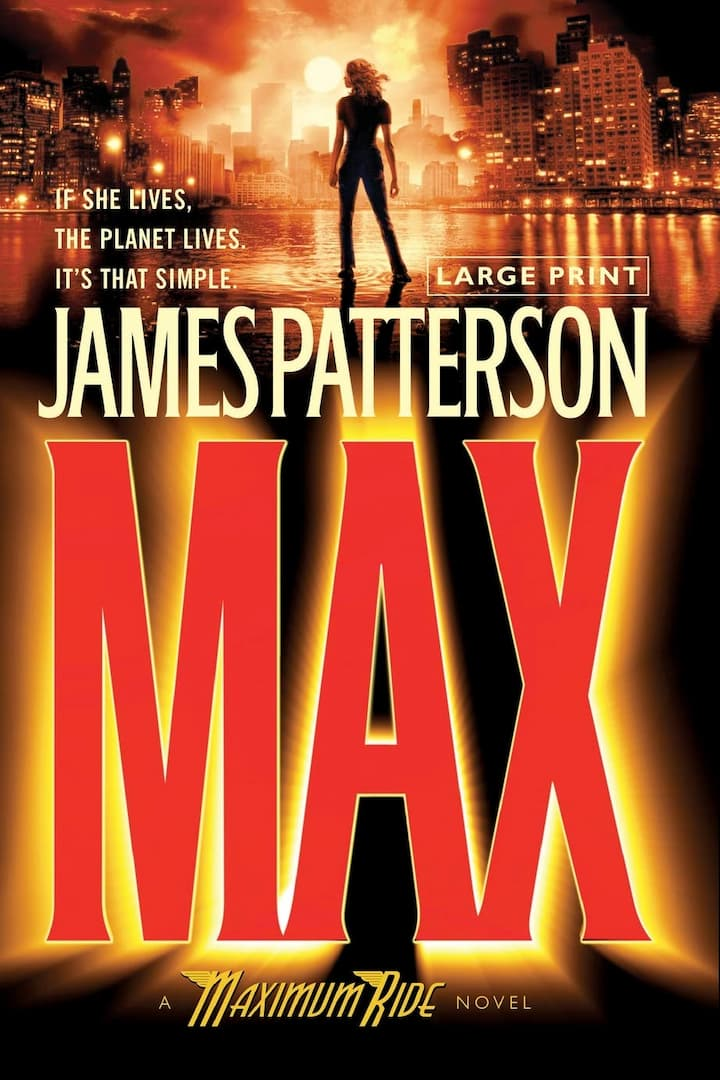 Max - Maximum Ride Book 5