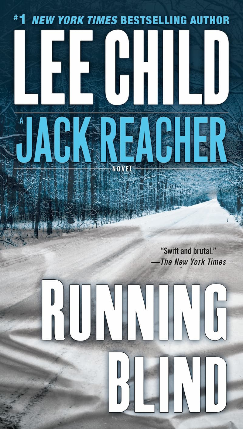 Running Blind A Jack Reacher Novel