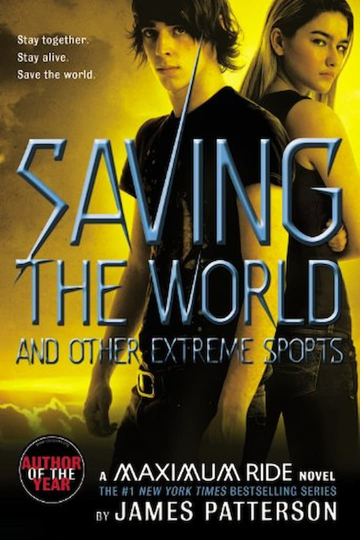 Saving the World - Maximum Ride Book 3