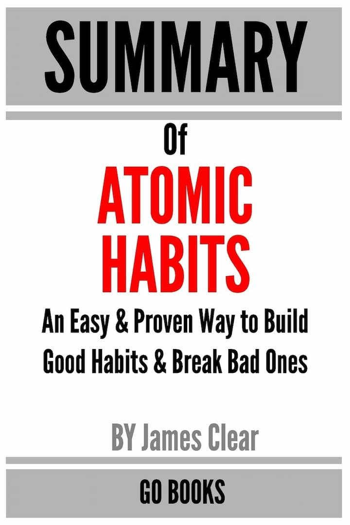 Summary-of-Atomic-Habits