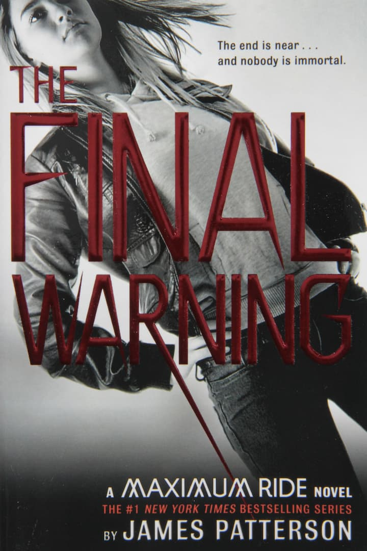 The Final Warning - Maximum Ride Book 4