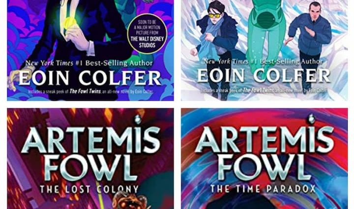 Artemis Fowl, artemis fowl book order, artemis fowl books, artemis fowl books in order, artemis fowl cast, artemis fowl release date, artemis fowl series, artemis fowl series in order, artemis fowl series order, eoin colfer, eoin colfer artemis fowl, eoin colfer books, The Arctic Incident, The Atlantis Complex, The Eternity Code, The Last Guardian, The Lost Colony, The Opal Deception, The Time Paradox, the wish list eoin colfer