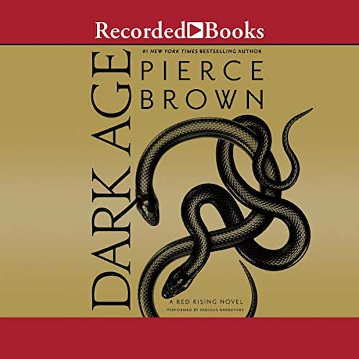 Dark Age Audible - Red Rising Series Book 5
