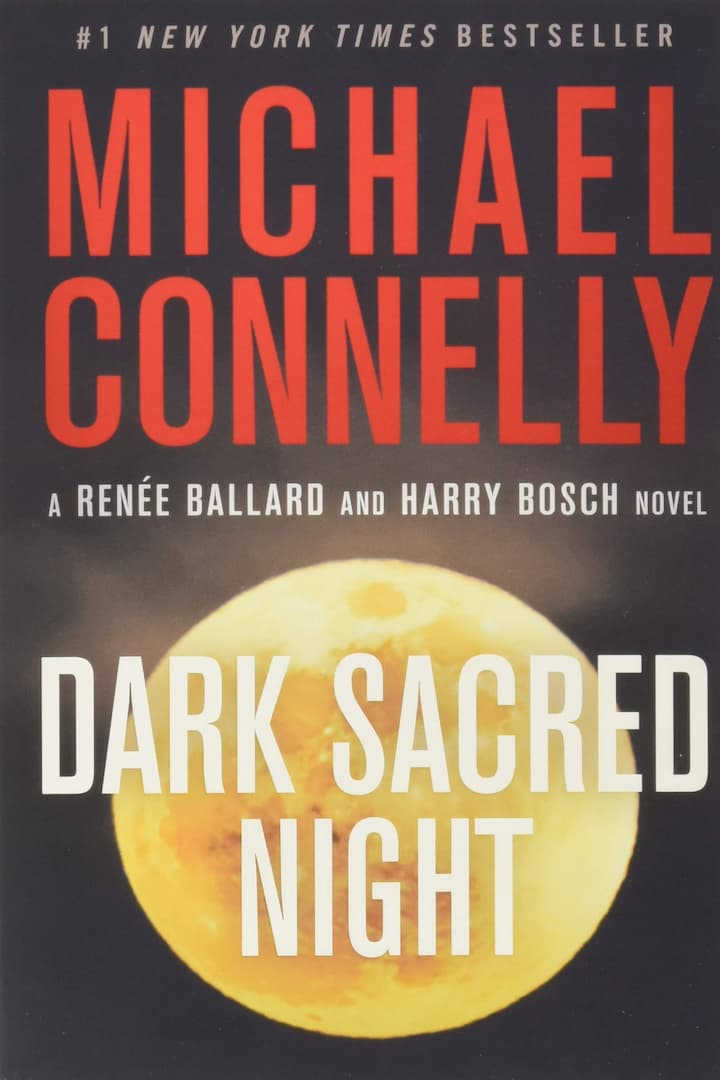 Dark Sacred Night - Renee Ballard Book 2