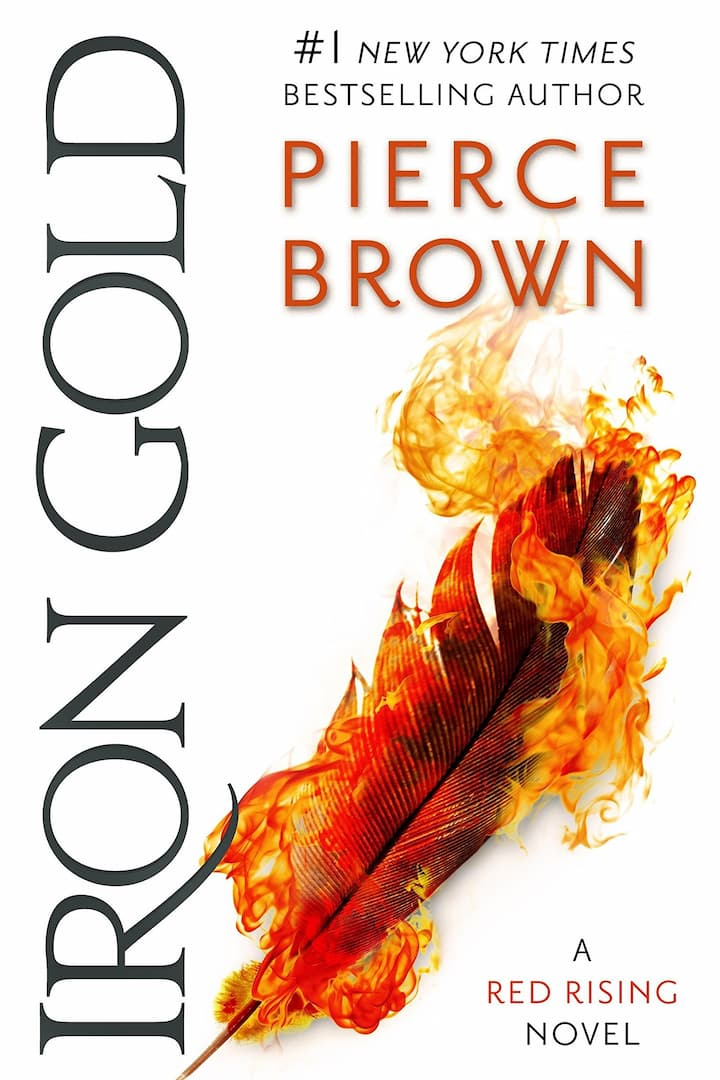 Iron Gold (Red Rising Series)