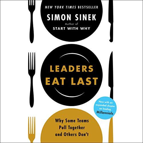 Leaders Eat Last free audible