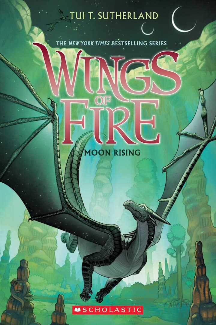 Moon Rising - Wings of Fire Book 6