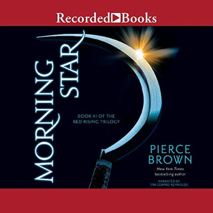 Morning Star Audible - Red Rising Series Book 3