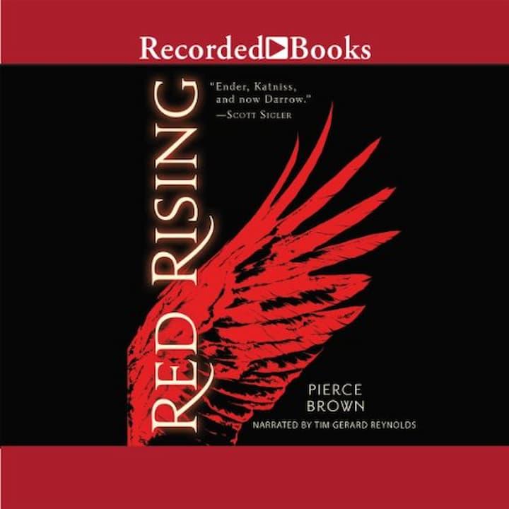 Red Rising Audible - Red Rising Series Book 1