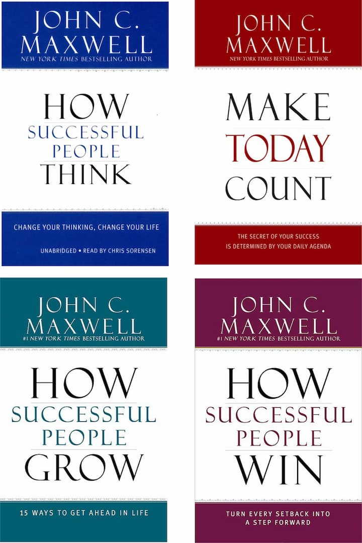15 Ways to Get Ahead in Life, Advice from America's #1 Leadership Authority, all Successful People books in order, All-Time Bestseller, Award for Best Novel, best book series, Bestsellers, books like Successful People, business, Change Your Life, Change Your Thinking, free audible, free Successful People audible, Friendship, get free books, how many Successful People books are there, How Successful People Grow, How Successful People Lead, How Successful People Think, How Successful People Win, John C. Maxwell new book series, John C. Maxwell red rising, John C. Maxwell series, list of John C. Maxwell books, Make Today Count, management, motivation, nonfiction, Success Stories, Successful People, Successful people books, Successful People Books in Order, Successful People illustrated books, Successful People John C. Maxwell, Successful People Saga, Successful People Series, Successful People series free audible, Successful People tv series, Taking Your Influence to the Next Level, The Secret of Your Success Is Determined by Your Daily Agenda, titles of Successful People books in order, Turn Every Setback into a Step Forward, What Successful People Know about Leadership