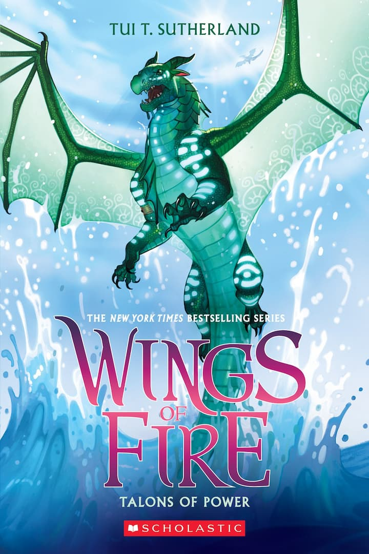 Talons of Power - Wings of Fire Book 9