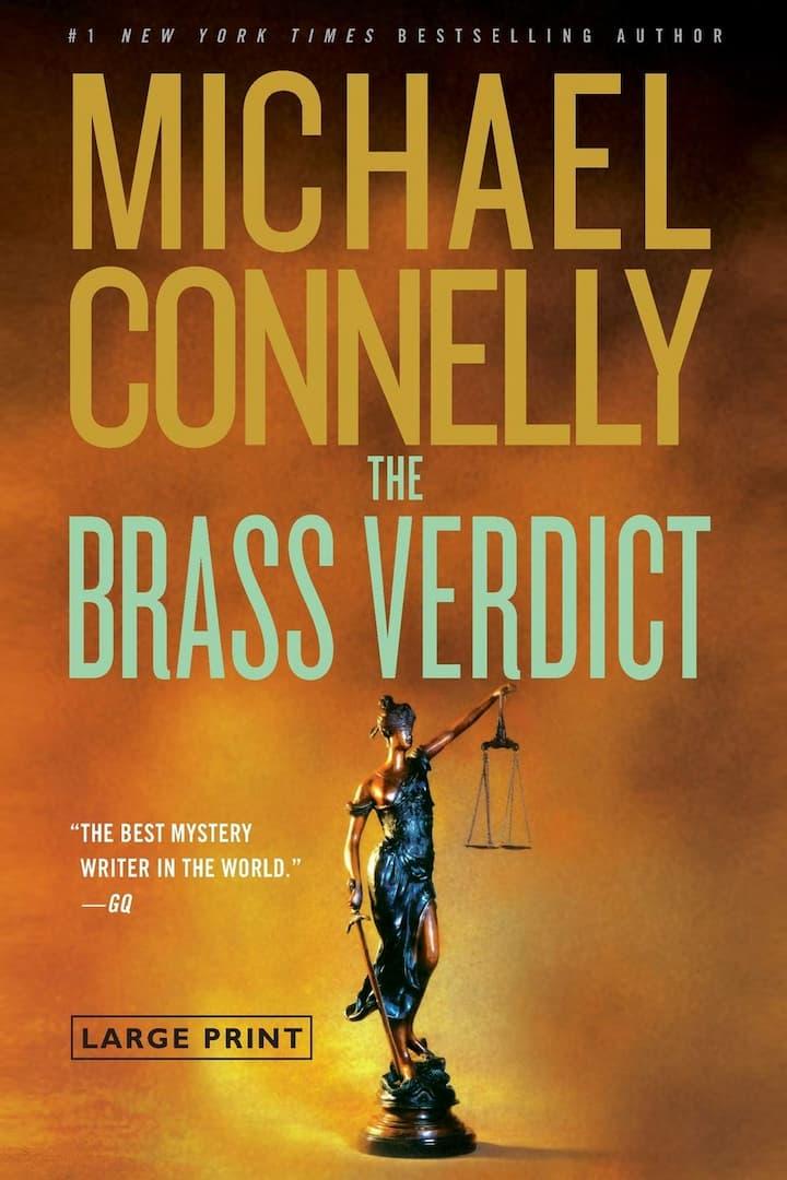The Brass Verdict - mickey haller series book 2