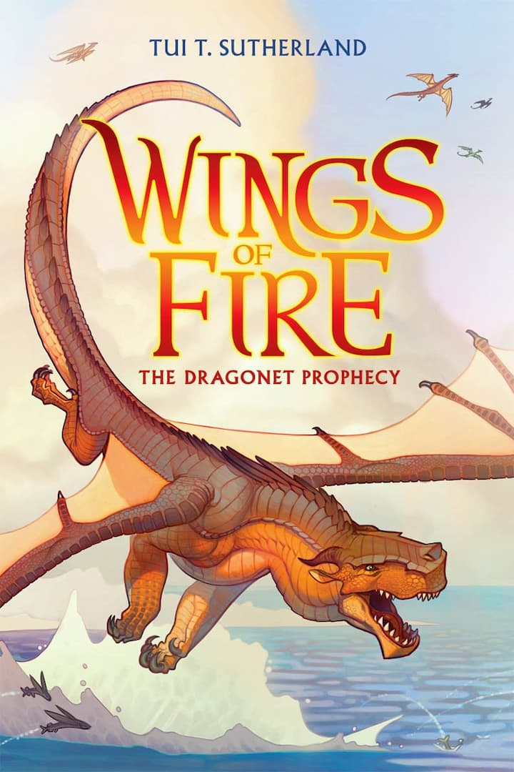 The Dragonet Prophecy - Wings of Fire Book 1