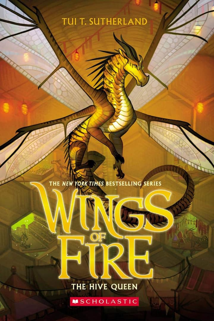 The Hive Queen - Wings of Fire Book 12