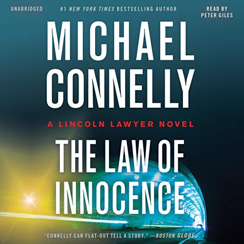 The Law of Innocence - mickey haller series book 6