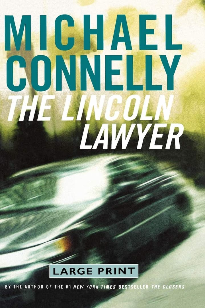 The Lincoln Lawyer - mickey haller series book 1