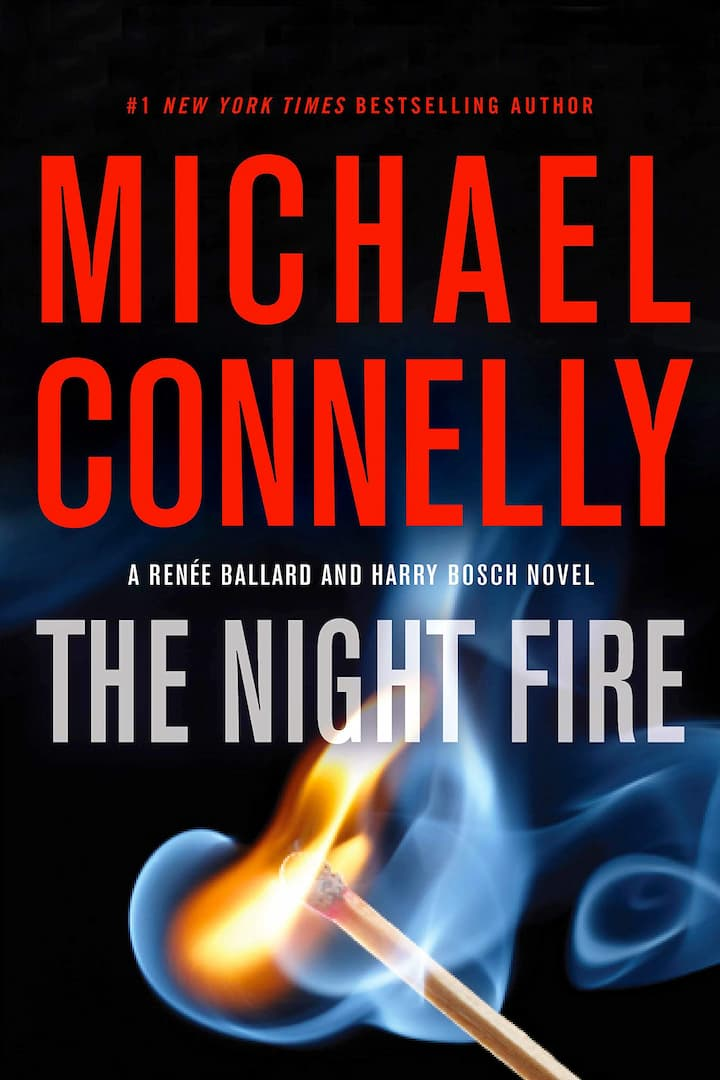 The Night Fire - Renee Ballard Book 3
