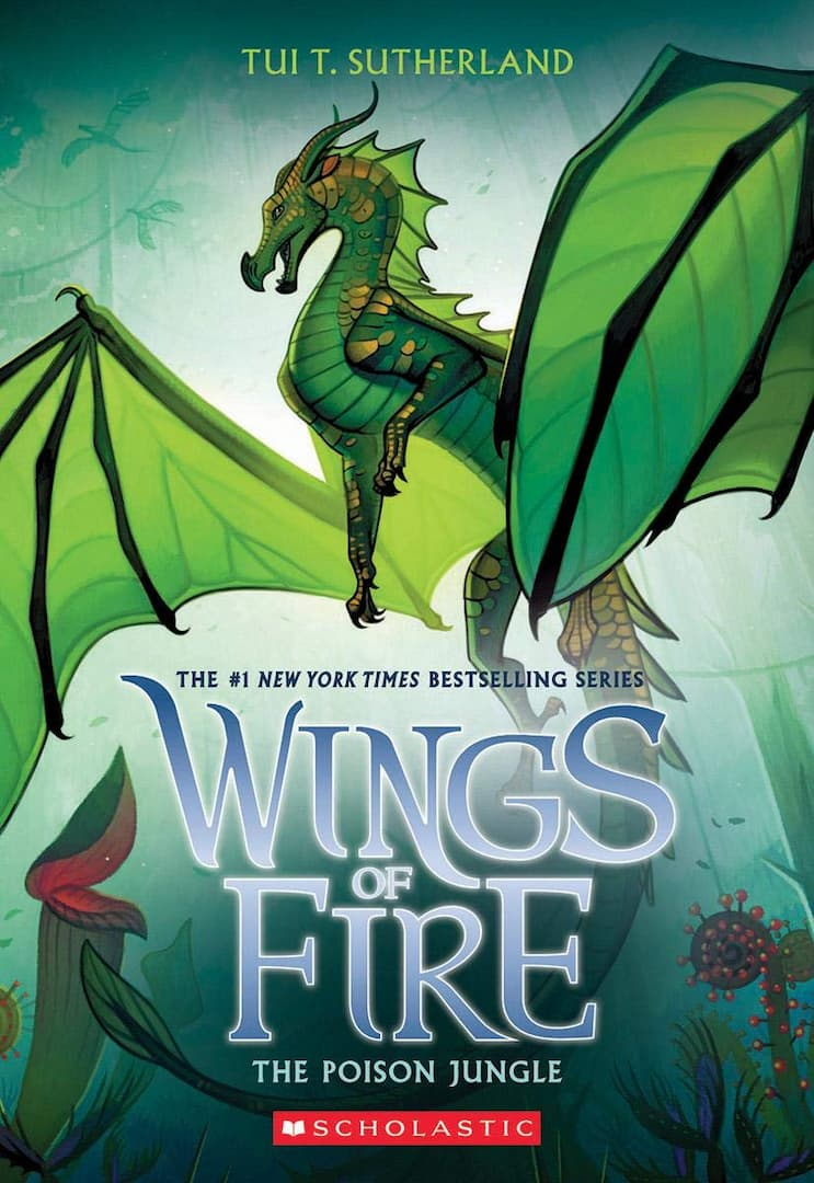 The Poison Jungle - Wings of Fire Book 13
