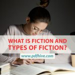 What is Fiction and Types of Fiction 1