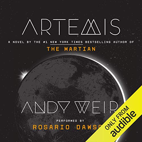 Artemis By Andy Weir 1