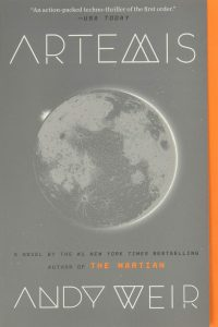 Andy Weir, Bestsellers, Fiction, Science Fiction, Teen and Young Adult, Cyberpunk