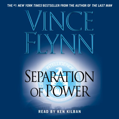 Separation of Power Mitch Rapp Book 5 audio