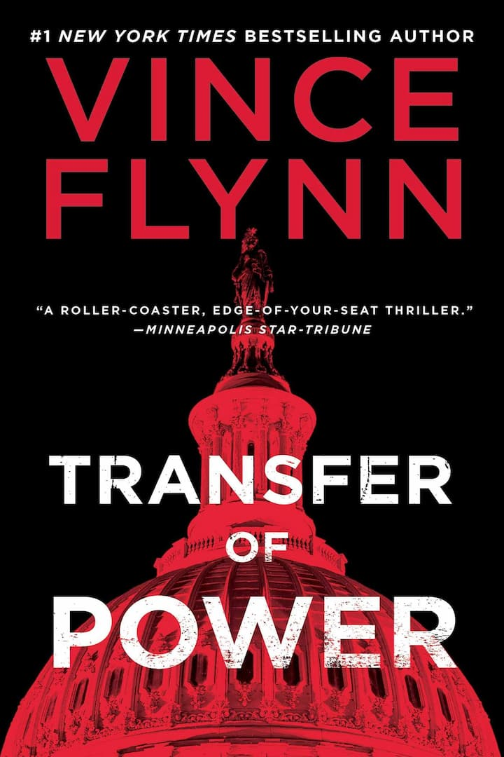 Assassinations, Espionage, Fiction, Mitch Rapp Book 3, Political Thrillers, Presidents, Terrorism, Thrillers, Transfer of Power, United States, Vince Flynn, Vince Flynn Books In Order, Free Amazon Audio Books